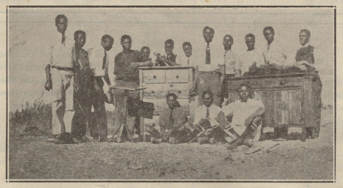 The (African) American Missionary Movement in Africa in the Early Twentieth Century