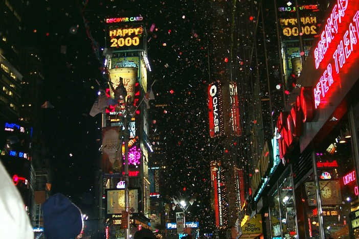 Image result for new years eve y2k