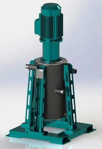 CTST новый жидкостной сепаратор HC10