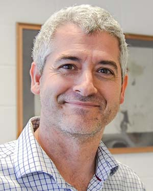 Steve Hughes, Geschäftsführer von REO UK