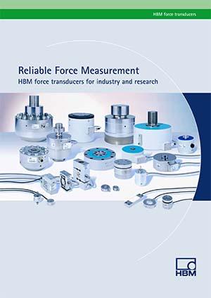 HBM Reliable Force Measurement