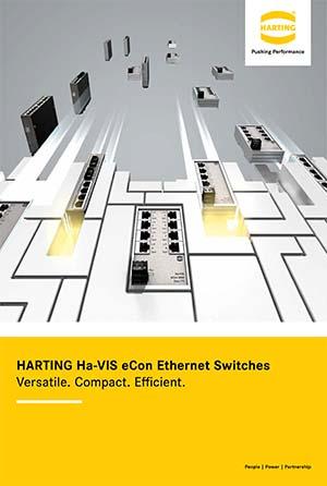Výsledok vyhľadávania obrázkov pre dopyt Ha-VIS eCon Ethernet Switches catalogue
