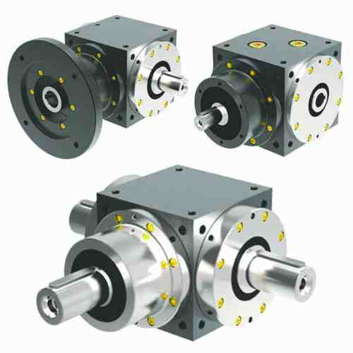high performance bevel gearbox
