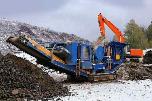 heavy machinery oil flow