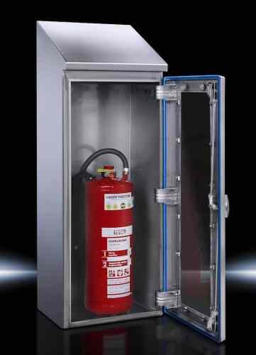 carcasa de extintor de fuego rittal-hd