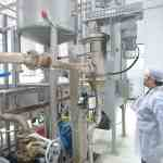 cooking oil filtration system