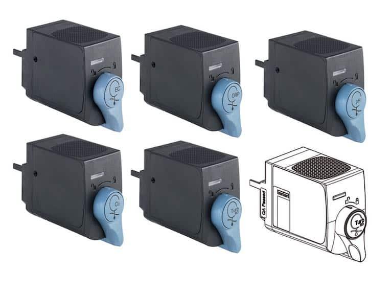 smart sensor cubes