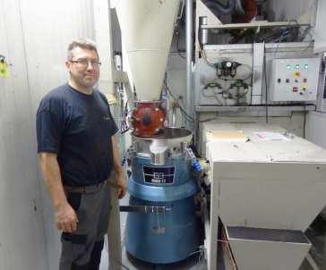 finex 22 screening machine