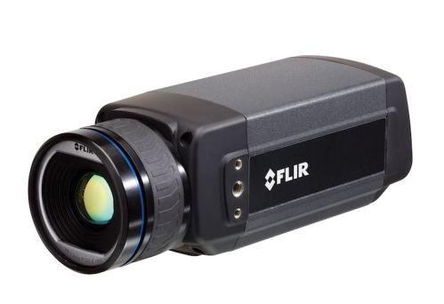 FLIR-A615 thermal imaging camera