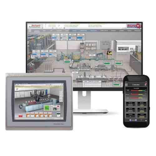 Software de vista factorytalk