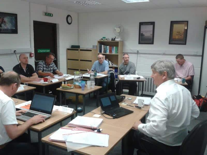 Maintenance Management Software staff training