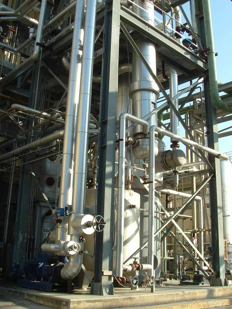 agricultural biomass power plant