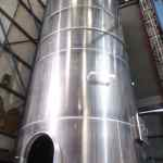 bevex manufacturing plant silo