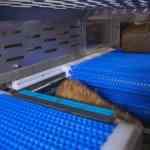 detector de metales multi-carril de apertura múltiple
