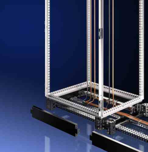 rittals new base plinth system