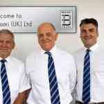 Bonomi UK comemora uma década de fornecimento de componentes hidráulicos