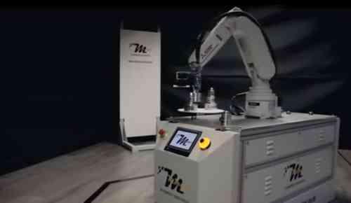 Bras robotisé Mitsubishi Electric MELFA