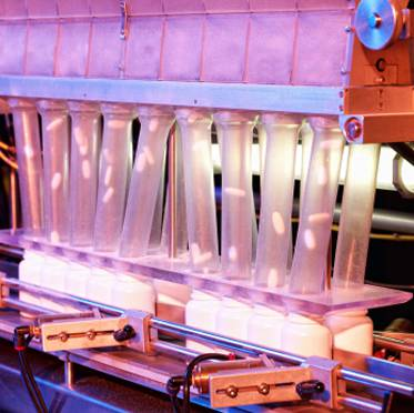 Process simulation for pharmaceutical production yields record product launch.