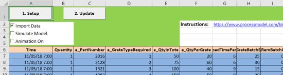 Adding raw data to Import Scheduled Arrivals