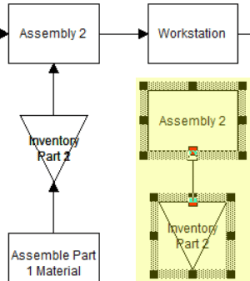 place new assembly in variable assembly