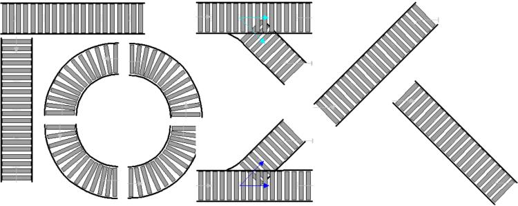Conveyor model images