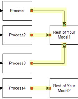 from Find the Shortest Line to the rest of your model