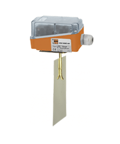 Kobold LPS paddle flow switch for air applications