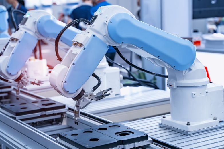 The Benefits of Industrial Robotic Automation