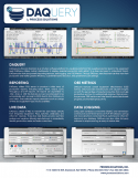 DAQuery Manufacturing Software Brochure