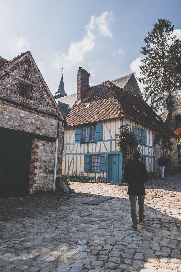 Gerberoy, le Plus Beau Village de France de l'Oise
