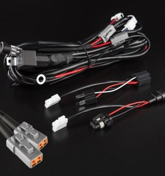 dual connector dtp quick fit high beam wiring harness high current procheck automotive [ 1200 x 1200 Pixel ]