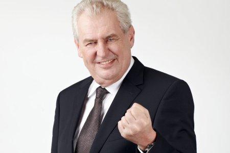 Miloš Zeman, Zdroj: Investujeme.cz