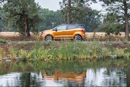 Redakční autotest: Ford EcoSport - nečekaný univerzál