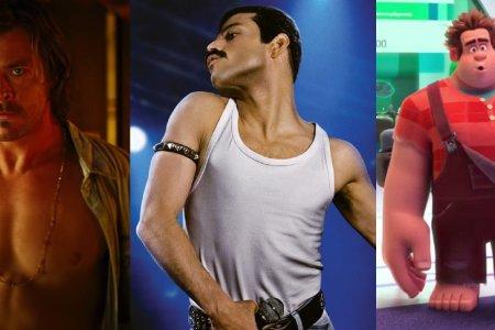 Chris Hemsworth, Bohemian Rhapsody, Ralf breaks the internet