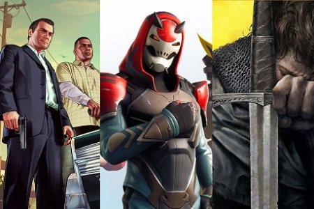 Hry, které vydělaly miliardy