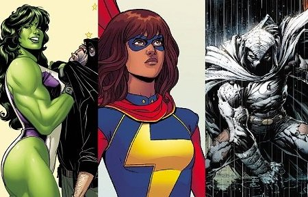 Ms. Marvel, She-Hulk a Moon Knight od Marvelu oficiálně potvrdil Disney