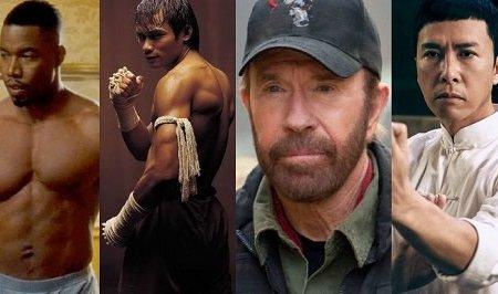 Mistři bojových umění mezi herci. Kdo patří mezi největší legendy