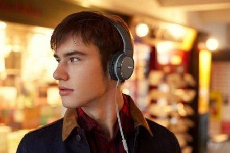 soutěž o sluchátka Sony MDR-ZX660AP