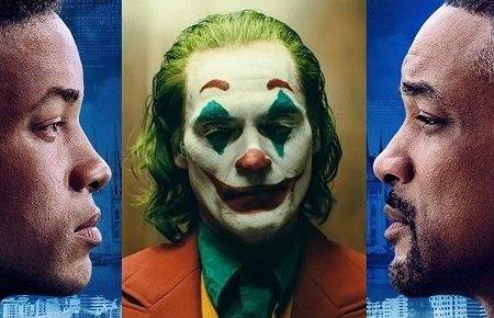 Novinky v kinech: šílený Joker, korejský Parazit a Will Smith jako Blíženec
