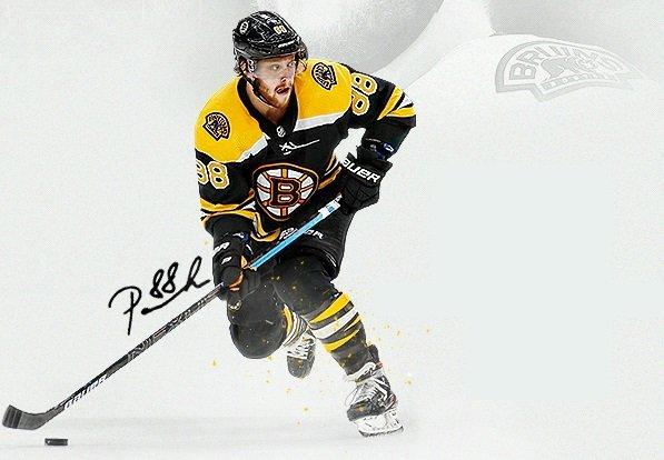 David Pastrňák vévodí střelcům NHL. Co může v této sezóně dokázat?