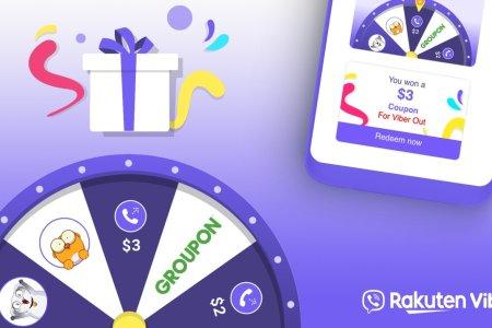 Rakuten Viber slaví 9 let od uvedení na trh s dárky pro každého