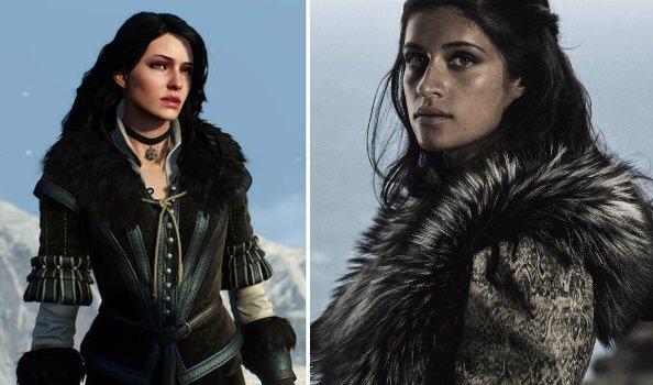 Zaklínač a jeho ženy: herečky, které hrají Geraltovy osudové známosti