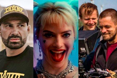 Kino na únor: ujetá Harley Quinn, šampion Attila a české drama Modelář
