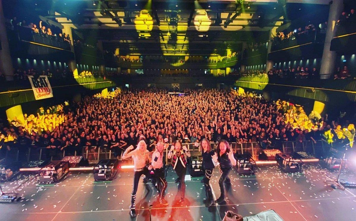 Hammerfall a Battle Beast zahráli vPraze. Byl to svátek power metalu!