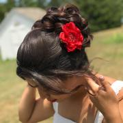 prom hairstyles highlight