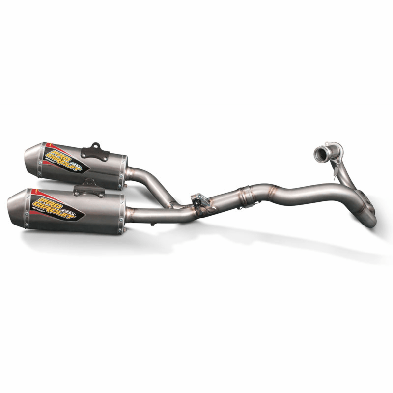 ti 5 dual exhaust system crf450r 13