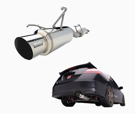 skunk2 megapower exhaust system for