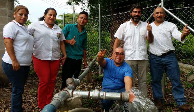 Agua Potable El Salvador