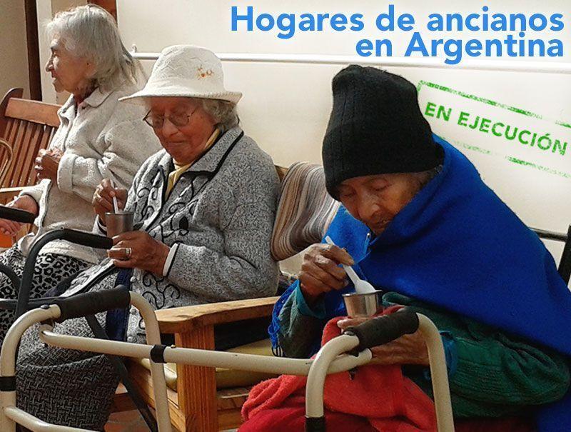 Hogares de ancianos en Argentina