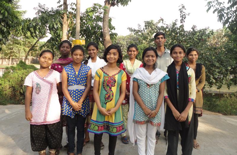 Becas en India
